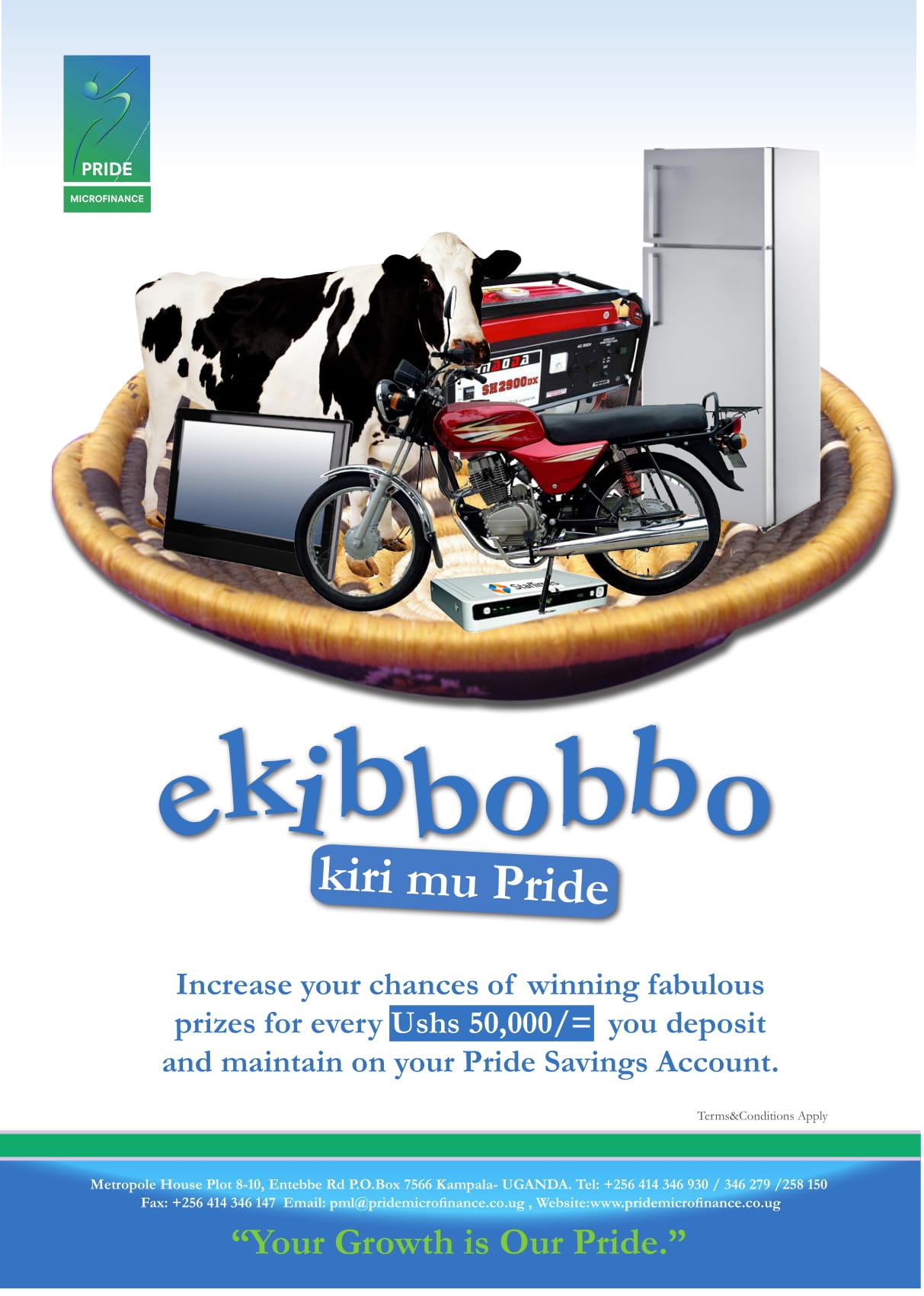 Pride MicroFinance- Ekibbobbo Promotion | Terp Media