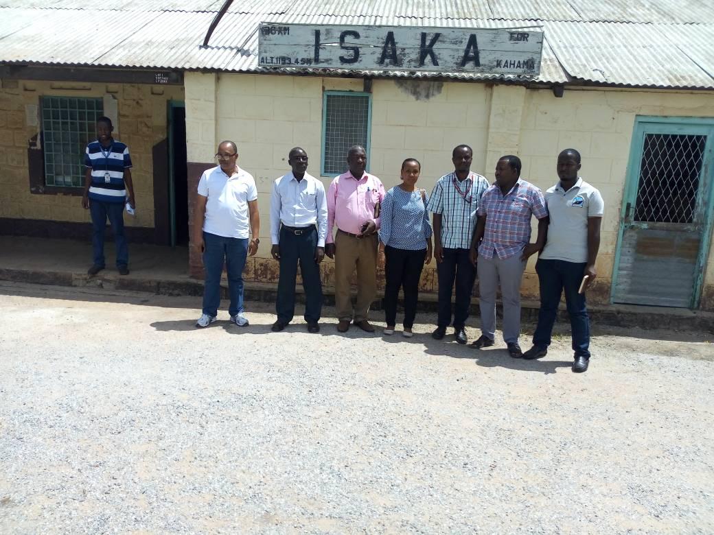 TERP Media, TPA And TRL Visit Isaka Dry Port At Mutukula Border