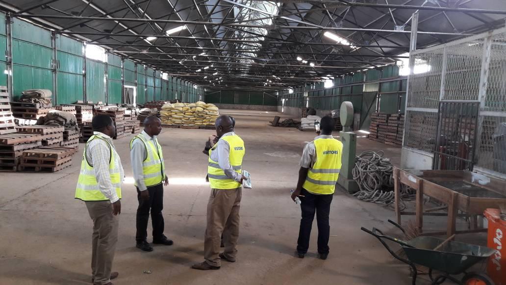 TERP Media, TPA And TRL Visit Tanzania's Mwanza South And North Ports