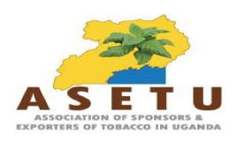 Association Of Sponsors & Exporters of Tobacco In Uganda (ASETU)