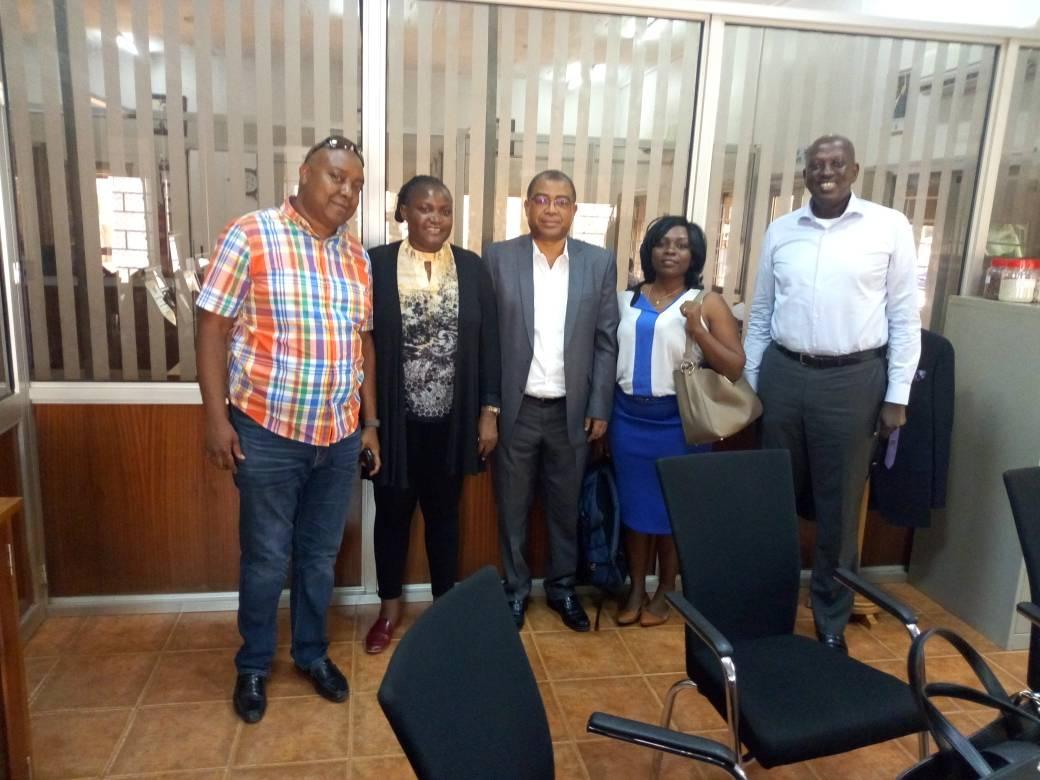 TPA Stakeholders Hold Meeting In Kampala