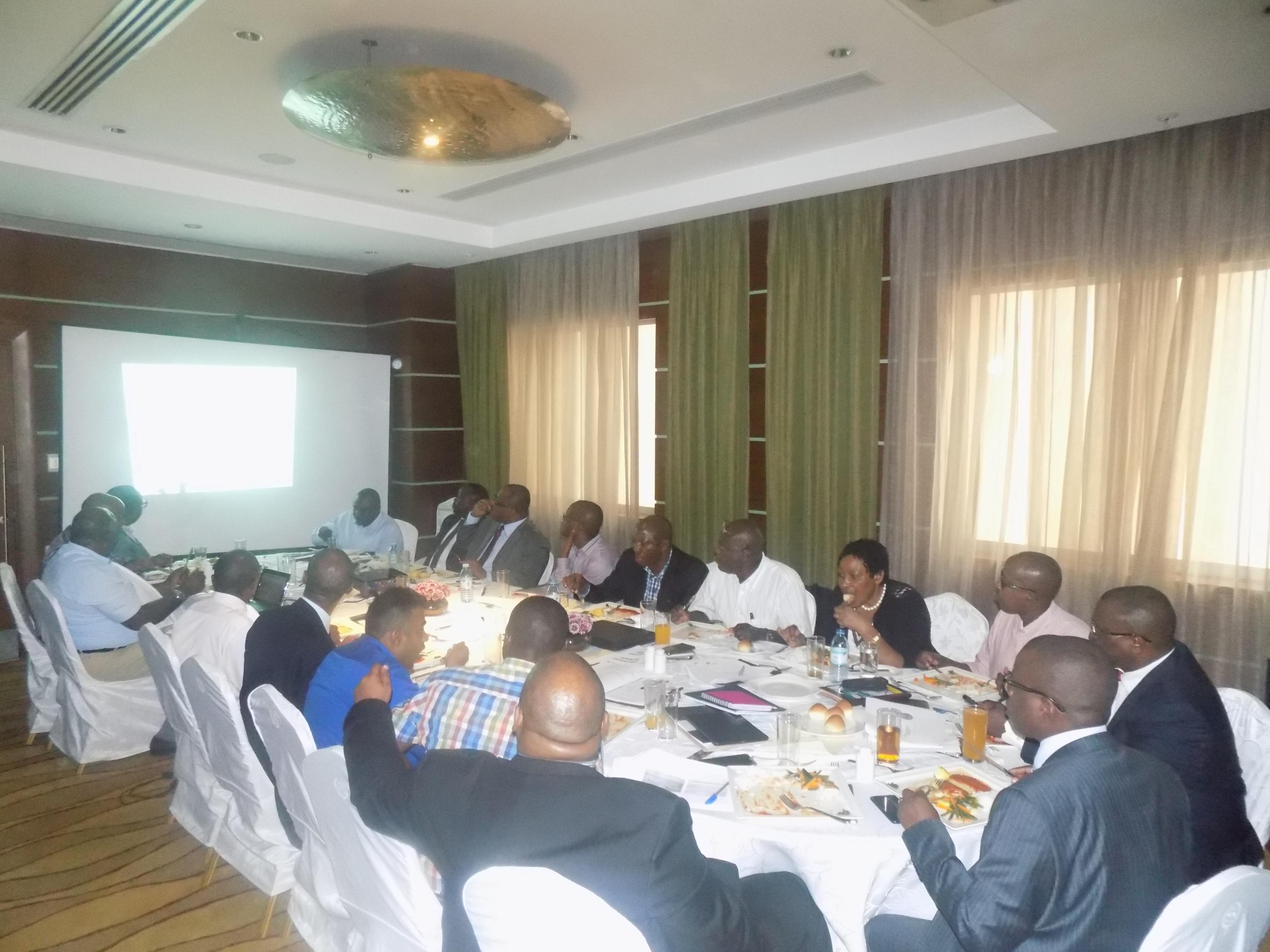 TPA, TERP Media Meet Leading Stakeholders In Kampala