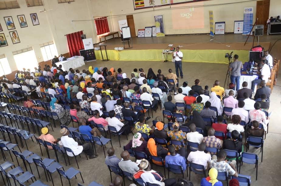 URSB Entrepreneurship Skills Training Goes to Mbale